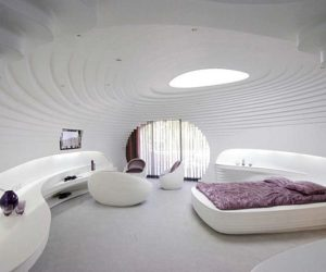 Igloo Inspired Ski Resort In Tehran, Iran