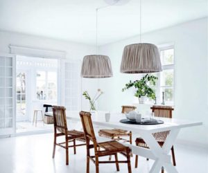 Splendid White Pure Interior Design Apartment In Denmark Tine Kjeldsen House