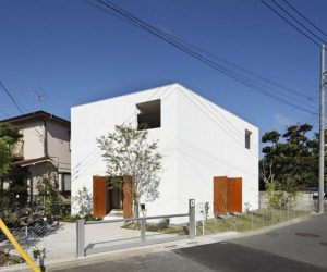 Cat Inspired Project Becomes a Unique House in Japan