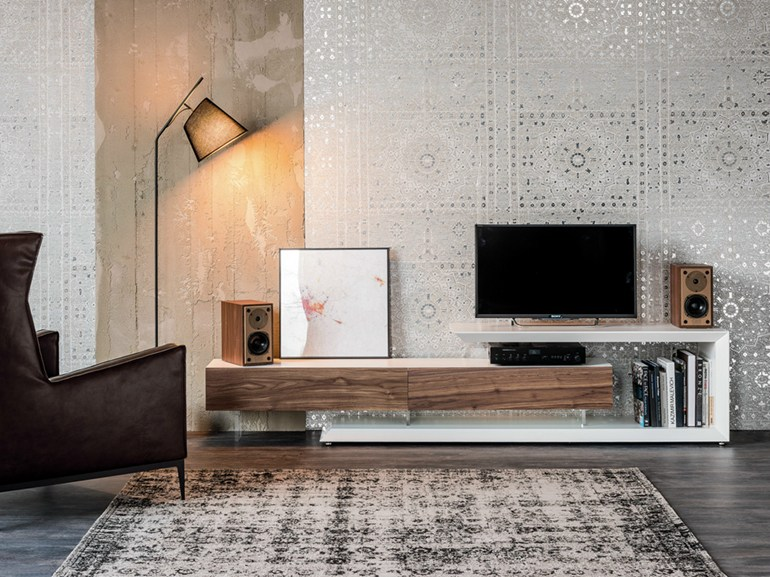 Modern Entertainment Center Design Ideas For Your Next ...