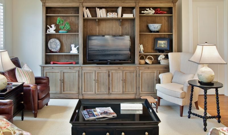 Modern Entertainment Center