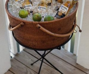 Keep It Fresh And Stylish With Lovely Ice Buckets And Baskets