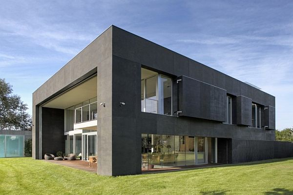 Perfect A Modern Home In Poland, The Safe House Good Ideas
