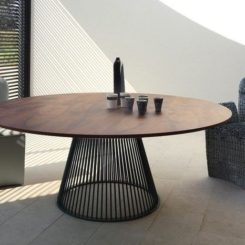 8 Modern Dining Tables With Round Tops And Stylish Bases