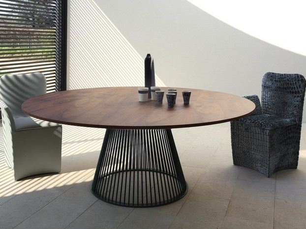Round Family Dining Table