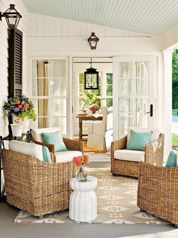 wicker furniture home the best materials for outdoor furniture