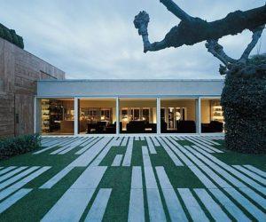 Interesting Restaurant in Spain by Sandra Trruella Interioristas