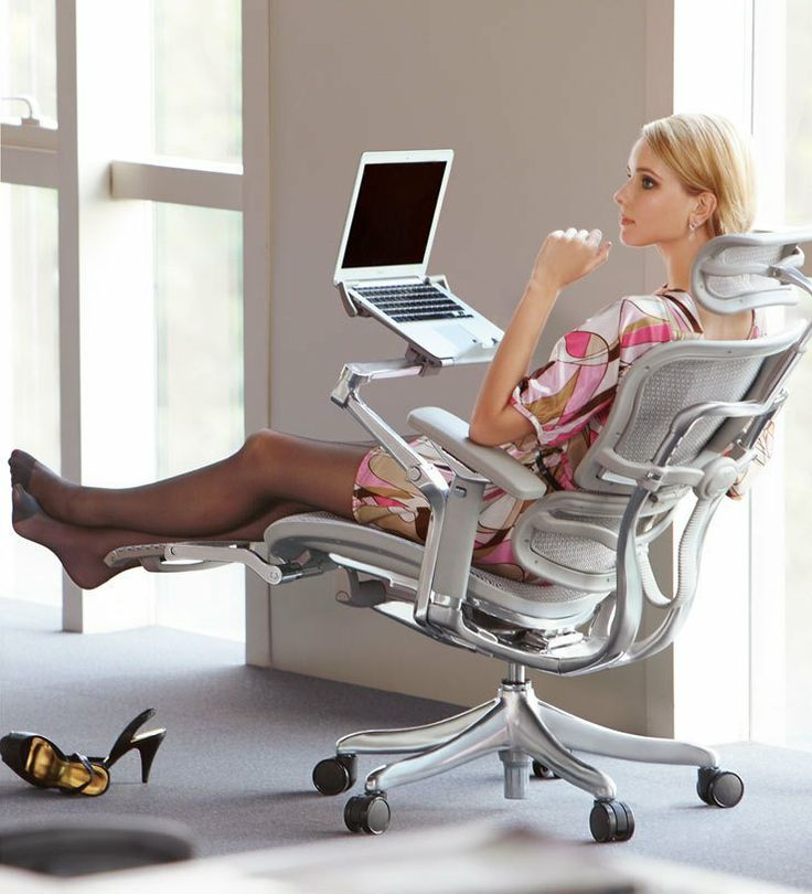 Ergonomic Office Chair To Fight Sedentarism