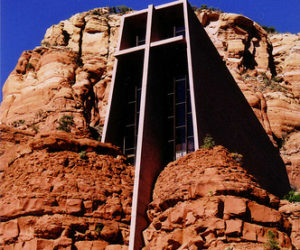 Chapel of the Holy Cross in Sedona – Arizona