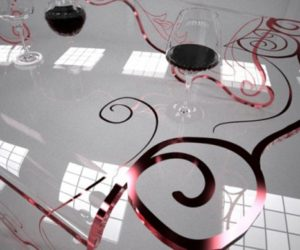 Decorative Luxury Coffee Tables Designs from Tim Burton's Movies