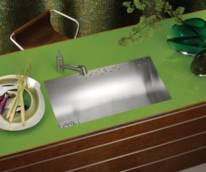 Elegant Raindrop Sink by Jamie Drake for Elkay