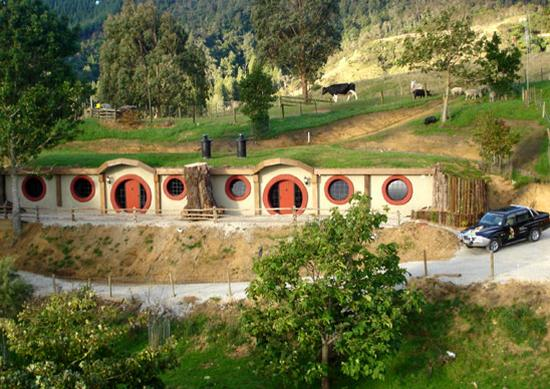 First hobbit motel in new zealand view in gallery sciox Images