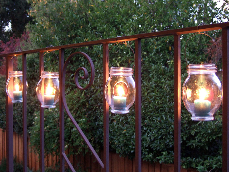 Outdoor Lighting To Create Focal Points