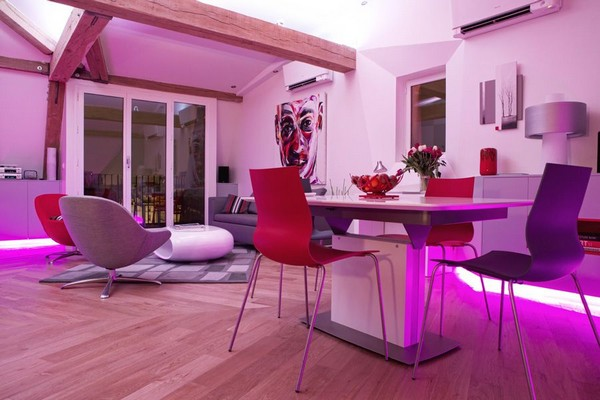 great challenge for fr d ric flanquart le loft des innocents. Black Bedroom Furniture Sets. Home Design Ideas