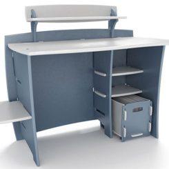 Practical And Attractive Desk For Kids