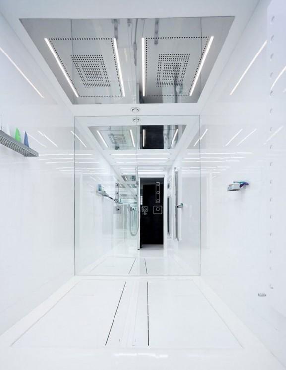 Magic Lighting Interior Design Apartment