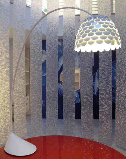 Carmen  Beautiful Metal Lighting By FontanaArte Design Inspirations