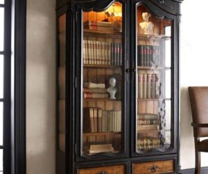 A Trip Down Memory Lane Inspired By Old-Fashioned Bookcases