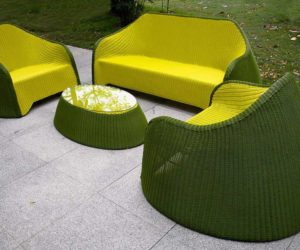 Beautiful Olive Green Furniture for Outdoors