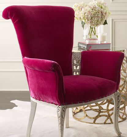 Elegant And Comfortable Armchair From The Jeff Zimmerman Collection