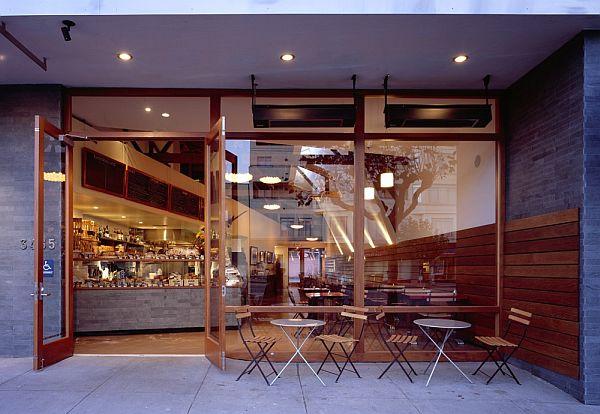 Beautiful Caf 233 At 3465 California Street