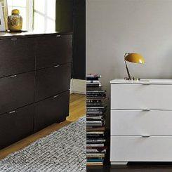 Minimalist 6 Drawer Dresser