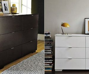 Minimalist 6-drawer dresser