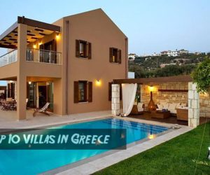 Top 10 Villas in Greece