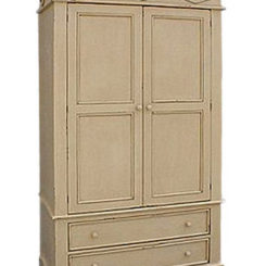Rustic Armoire By Bradshaw Kirchofer