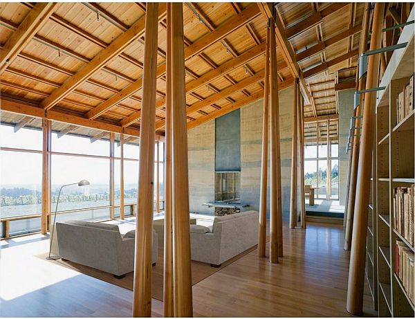 Stunning house in bodega california by cutler anderson - Residence choy terry terry architecture ...