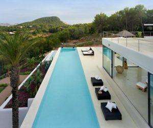 Casa Jondal in Ibiza – Spain