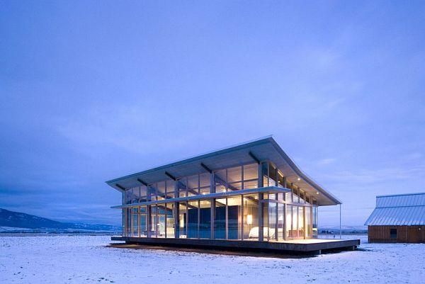 Olson Kundig Architects' Beautiful House in Oregon