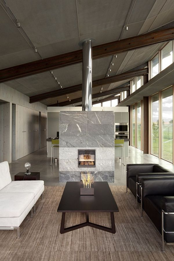 Olson Kundig Architects' Beautiful House in Oregon