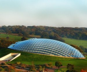 Impressive Great Glass House by Foster + Partners