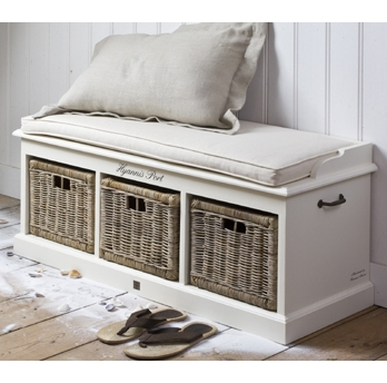 """""""Hyannis Port"""" Bench for the Hallway"""