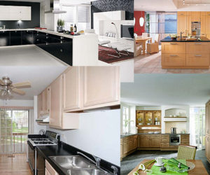 Kitchen layout ideas