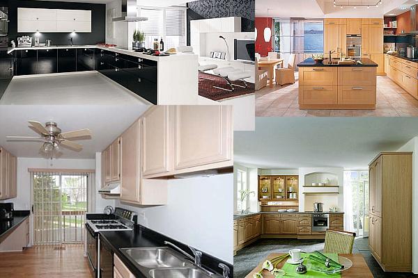 Kitchen Layout Ideas For U Shaped Kitchens