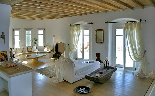 greek home interiors top 10 villas in greece 11948