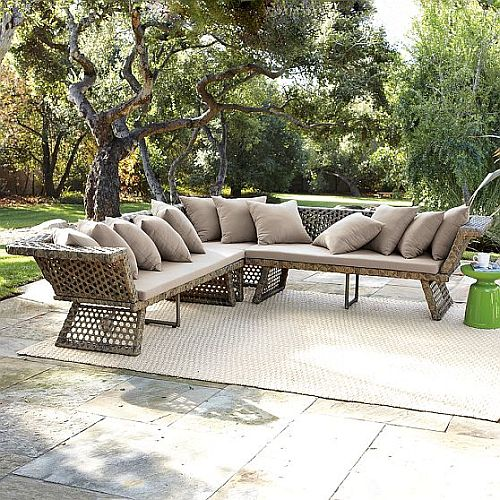 stylish outdoor furniture. Stylish Outdoor Furniture Homedit