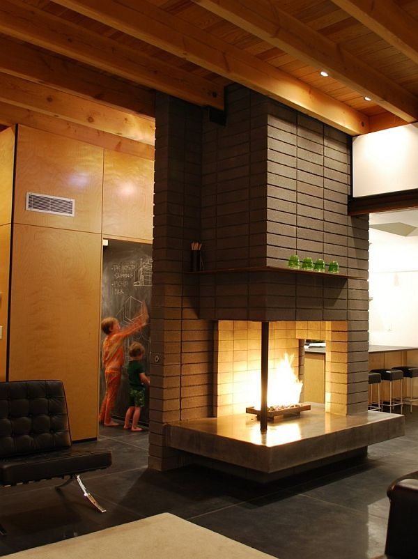 10 Great Fireplace Design Ideas