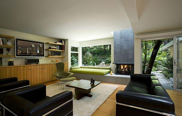 10 Great Fireplace Design Ideas