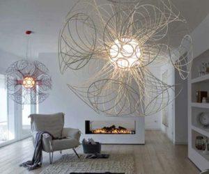 Oversized Vita pendant by Brian Rasmussen