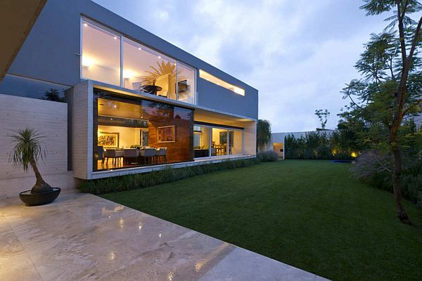 Delightful Modern House In Mexico By Twentyfourseven Architects
