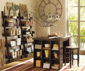 Multifunctional Bedford Project Table Set