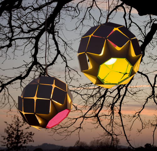Modern and colorful outdoor lamps by bysteel view in gallery workwithnaturefo