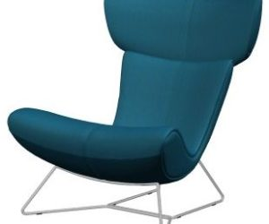 Colorful and stylish armchair