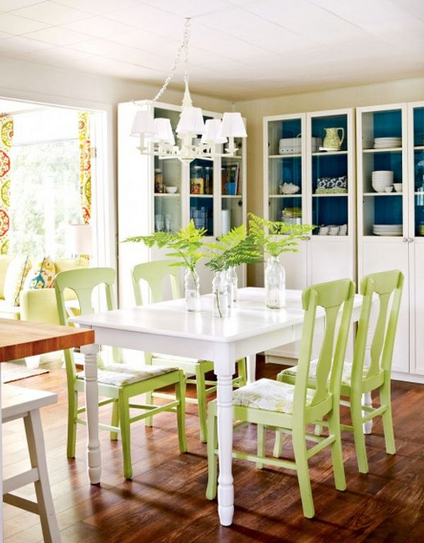 Summer Table And Chairs Part - 48: Hot Decorating Ideas To Try This Summer