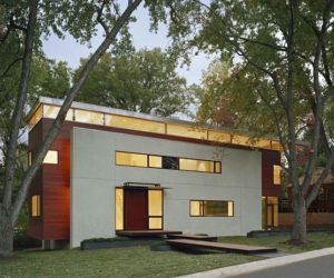Matryoshka House designed by David Jameson