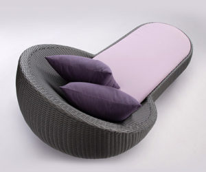 Relaxing Chaise Lounge- Circle by Lebello