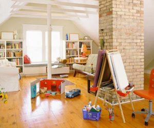 Top 7 beautiful playroom design ideas